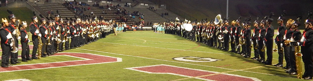 Asheville High School Bands